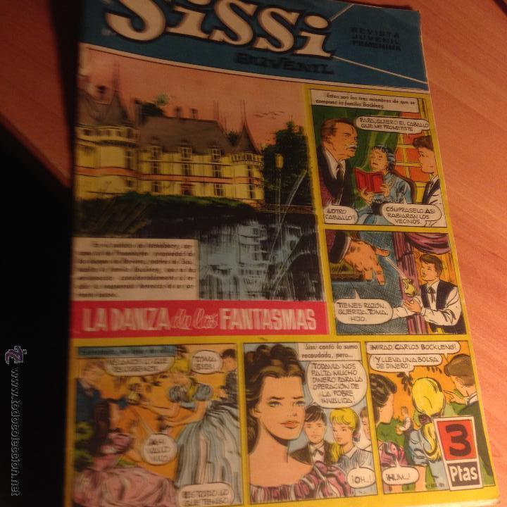 Tebeos: SISSI JUVENIL LOTE 45 (BRUGUERA) (COIB112) - Foto 16 - 53464804