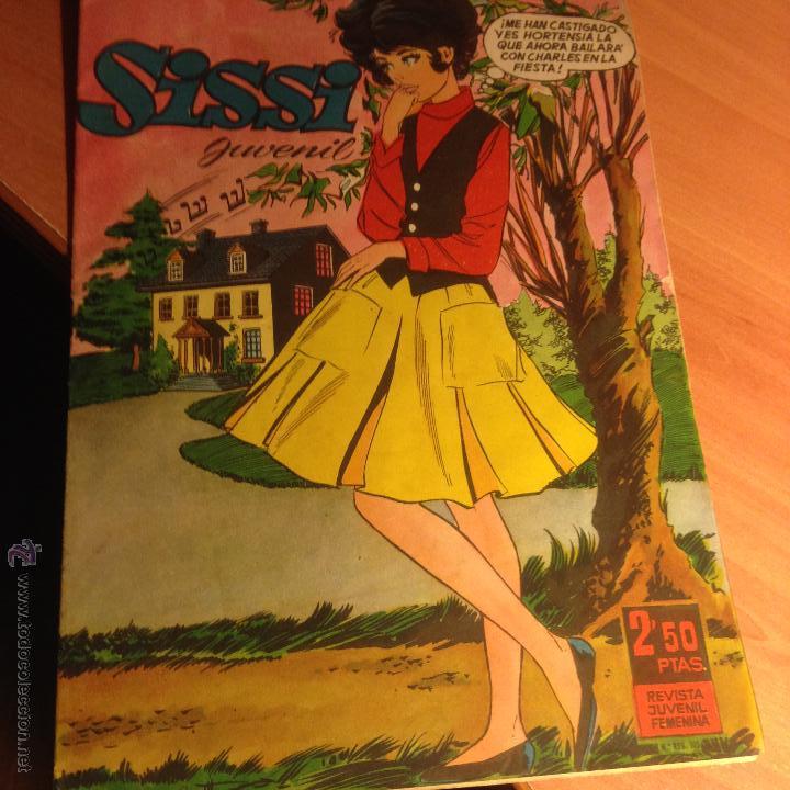 Tebeos: SISSI JUVENIL LOTE 45 (BRUGUERA) (COIB112) - Foto 18 - 53464804