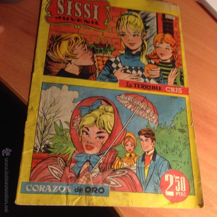 Tebeos: SISSI JUVENIL LOTE 45 (BRUGUERA) (COIB112) - Foto 21 - 53464804