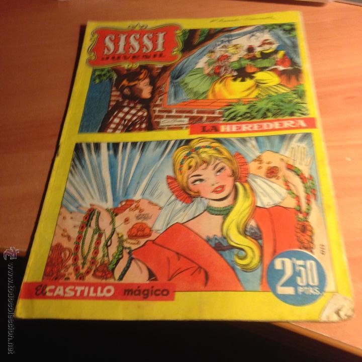 Tebeos: SISSI JUVENIL LOTE 45 (BRUGUERA) (COIB112) - Foto 44 - 53464804