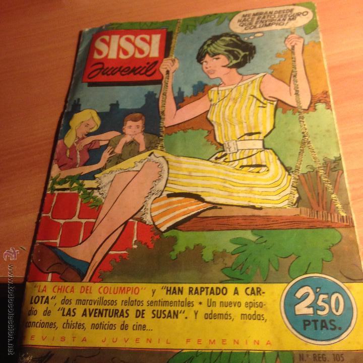 Tebeos: SISSI JUVENIL LOTE 45 (BRUGUERA) (COIB112) - Foto 78 - 53464804