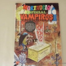 Tebeos: MORTADELO ESPECIAL Nº 10 VAMPIROS INSPECTOR DAN. Lote 53484237
