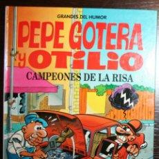 Tebeos: PEPE GOTERA Y OTILIO - CAMPEONES DE LA RISA - F. IBAÑEZ - ED. PRIMERA PLANA/EL PERIÓDICO - 1996. Lote 53504582