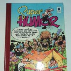 Tebeos: SUPER HUMOR Nº 14. MORTADELO Y FILEMON. EDICIONES B. 1997 NUEVO.. Lote 53587242