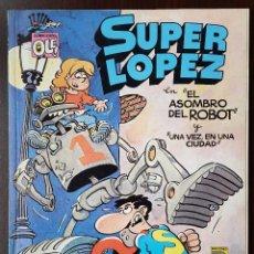 Tebeos: COLECCION OLE 14 SUPERLOPEZ SUPER LOPEZ PRIMERA 1ª EDICIÓN JAN EDICIONES B NUEVO COMIC TEBEO. Lote 53601842