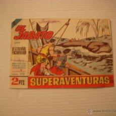Tebeos: EL JABATO Nº 370, EDITORIAL BRUGUERA. Lote 53666140