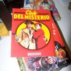 Tebeos: CLUB DEL MISTERIO, 29 NUMEROS. Lote 53720036
