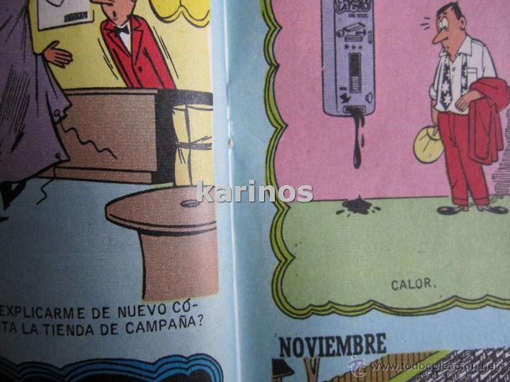 Tebeos: Tio Vivo almanaque para 1976 ed. Bruguera c1 - Foto 5 - 53728859