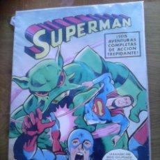 Tebeos: SUPERMAN .ÁLBUM BRUGUERA. Nº 6. Lote 53730727