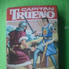 Tebeos: EDITORIAL BRUGUERA CAPITAN TRUENO ORIGINAL 1963.3ªEDICION 1967 / LOS PIRATAS ARGELINOS.160 PDELUXE. Lote 53736970
