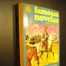 Tebeos: FAMOSAS NOVELAS XVIII / BRUGUERA . Lote 53744784