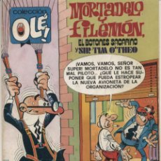 Tebeos: MORTADELO Y FILEMON - COLECCIÓN OLE Nº 183 - PLAN INFALIBLE - 1ª EDICION BRUGUERA 1979. Lote 53752151