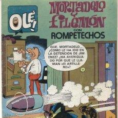 Tebeos: MORTADELO Y FILEMON - COLECCIÓN OLE Nº 250 - 1ª EDICION BRUGUERA 1982. Lote 53753056