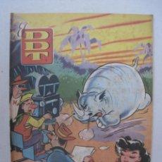 Tebeos: EL DDT Nº 154 - BRUGUERA 1954.. Lote 53755545