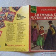 Tebeos: LA TIENDA DE ANTIGUEDADES JOYAS LITERARIAS JUVENILES 1982 Nº 154. Lote 53770427