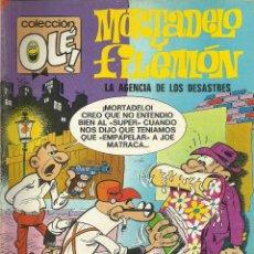 Tebeos: COLECCION OLE BRUGUERA,MORTADELO Y FILEMON ,Nº89. Lote 53808652