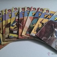 Tebeos: EL CAPITAN TRUENO - 12 ALBUMES A TODO COLOR - AÑO 1980. Lote 231360335