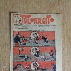 Tebeos: PULGARCITO 1ª PRIMERA EPOCA Nº 60 ¡CON EL SUPLEMENTO! AÑO 1922 EL GATO NEGRO. EXCELENTE. SIN ABRIR.. Lote 115104266