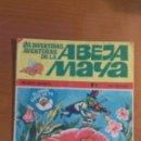 Tebeos: LAS DIVERTIDAS AVENTURAS DE LA ABEJA MAYA Nº1. Lote 53879174