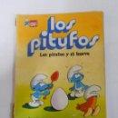 Tebeos: COLECCION OLE!. - LOS PITUFOS Y EL HUEVO. LOS PITUFOS Nº 5. BRUGUERA. TDKC14. Lote 53882111
