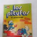Tebeos: COLECCION OLE! - LOS PITUFOS Nº 3. - EL PITUFISIMO. PITUFOFONIA EN DO. TDKC14. Lote 53882151