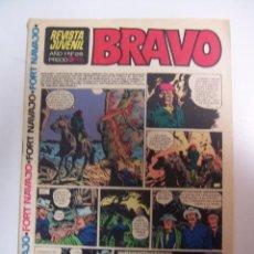 Tebeos: BRAVO Nº 28 DE EDITORIAL BRUGUERA. Lote 53941098