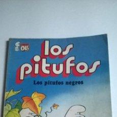 Tebeos: LOS PITUFOS NÚM.2 - LOS PITUFOS NEGROS - BRUGUERA ED.1980. Lote 53982725