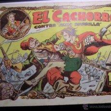 Tebeos: EL CACHORRO Nº 43 ORIGINAL. Lote 54023414