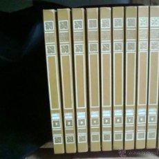 Tebeos: HISTORIAS COLOR SERIES GRANDES AVENTURAS COLECCION COMPLETA 1º EDICION 1975. Lote 54031307