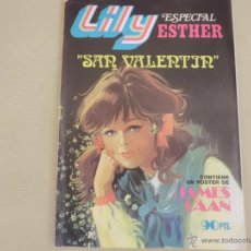 Tebeos: LILY ESPECIAL ESTHER Nº 21 SAN VALENTIN. Lote 54159370