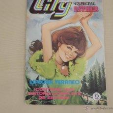 Tebeos: LILY ESPECIAL ESTHER Nº 13 ESPECIAL VERANEO. Lote 54159543