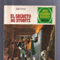 Tebeos: JOYAS LITERARIAS JUVENILES. 214. EL SECRETO DE STORITZ. Lote 67352147