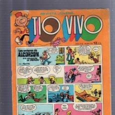 Tebeos: TIO VIVO. REVISTA JUVENIL. Nº 774. LOS SEÑORES DE ALCORCON Y EL HOLGAZAN DE PEPON.. Lote 54223006