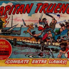 Tebeos: Nº 212 EL CAPITAN TRUENO CUADERNOS ORIGINALES ED. BRUGUERA, S. A., 1958-1966. Lote 54230174