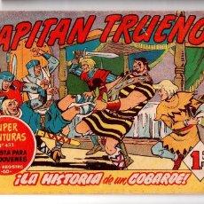 Tebeos: Nº 240EL CAPITAN TRUENO CUADERNOS ORIGINALES ED. BRUGUERA, S. A., 1958-1966. Lote 54230566