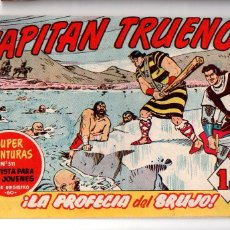 Tebeos: Nº 266 EL CAPITAN TRUENO CUADERNOS ORIGINALES ED. BRUGUERA, S. A., 1956-1968. Lote 54230793