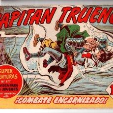 Tebeos: Nº 288 EL CAPITAN TRUENO CUADERNOS ORIGINALES ED. BRUGUERA, S. A., 1956-1968. Lote 54231070