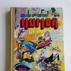 Tebeos: MORTADELO Y FILEMON - SUPER HUMOR VOLUMEN XXII - BRUGUERA 1º EDICION DE 1978. Lote 140303312