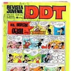BDs: Nº 224 DDT. III EPOCA . ORIGINAL 1967-1978 ED. BRUGUERA,S.A.. Lote 54304560
