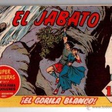Tebeos: Nº 115 EL JABATO, CUADERNOS ORIGINALES. ED. BRUGUERA,S.A. 1958-1966.. Lote 54327543