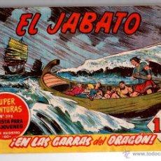 Tebeos: Nº 122 EL JABATO, CUADERNOS ORIGINALES. ED. BRUGUERA,S.A. 1958-1966.. Lote 54327699