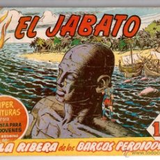 Tebeos: Nº 160 EL JABATO, CUADERNOS ORIGINALES. ED. BRUGUERA,S.A. 1958-1966.. Lote 54327835