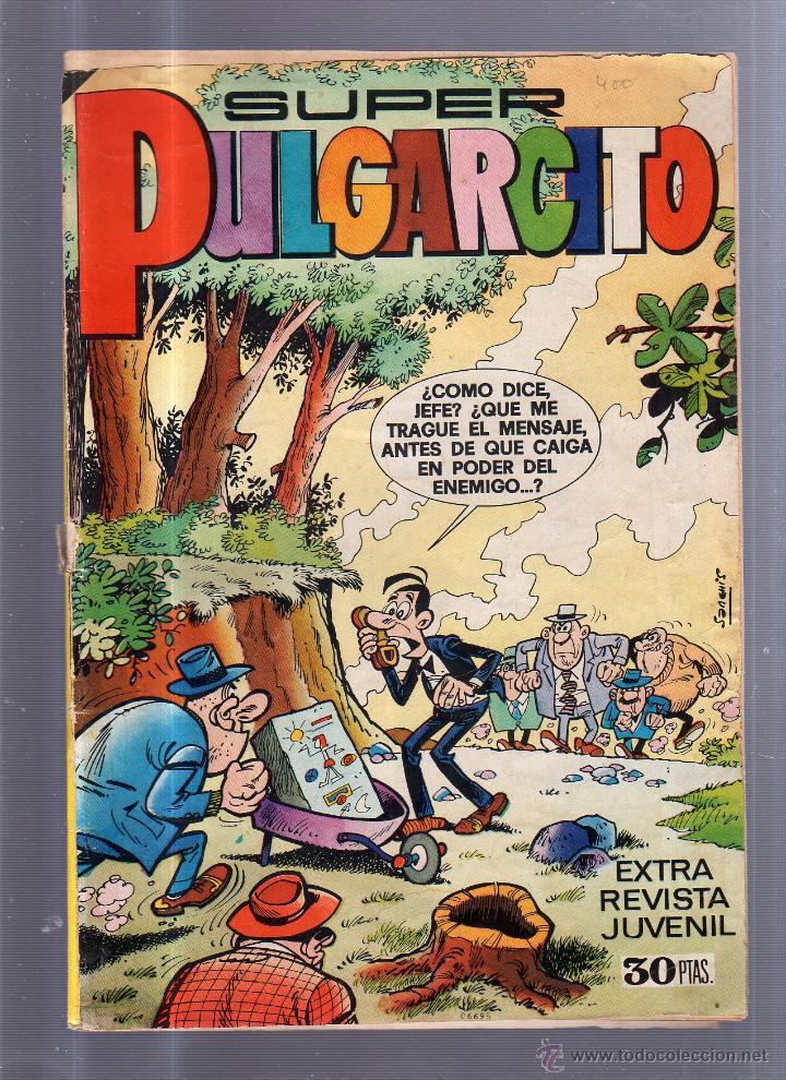 SUPER PULGARCITO. EXTRA REVISTA JUVENIL. 1976. (Tebeos y Comics - Bruguera - Pulgarcito)
