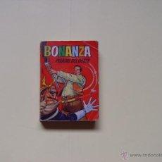 Tebeos: CÓMIC: BONANZA (PIRATAS DEL OESTE). Nº 13 (BRUGUERA, 1966) TELEINFANCIA ¡ORIGINAL!. Lote 54388167