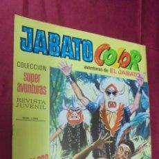 Tebeos: JABATO COLOR. Nº 49. SEGUNDA EPOCA. EDITORIAL BRUGUERA.. Lote 54427949