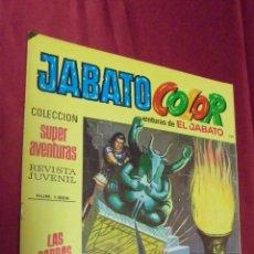 Tebeos: JABATO COLOR. Nº 132. SEGUNDA EPOCA. EDITORIAL BRUGUERA.. Lote 54432097