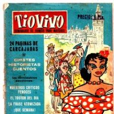 Tebeos: Nº 6 TIO VIVO PRIMERA PUBLICACION 1957-1960. EDITORIAL CRISOL/BRUGUERA. Lote 54446784