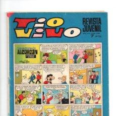 Tebeos: Nº 594 TIO VIVO. 2ª EPOCA. EDITORIAL BRUGUERA,S.A. 1961-1981. CONTIENE LOS MORTADELOS.. Lote 54447685