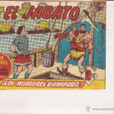 Tebeos: EL JABATO - Nº 302 ORIGINAL AÑO 1958. LEER DETALLES. Lote 54495664