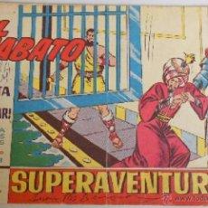 Tebeos: COMIC EL JABATO SUPERAVENTURAS NUMERO 915. Lote 54495865